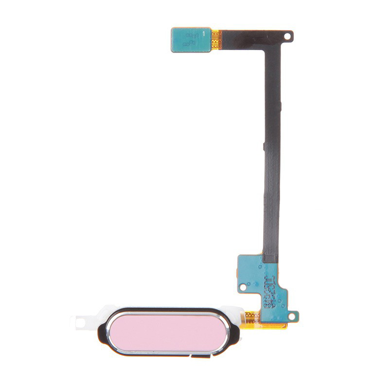 Phím Home Galaxy Note 4 chính hãng màu hồng